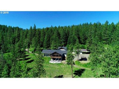 la grande Single Family Home For Sale: 60547 Wood Rd