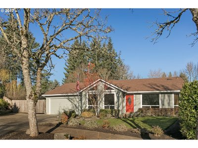 Beaverton Single Family Home For Sale: 9290 SW Palomino Pl
