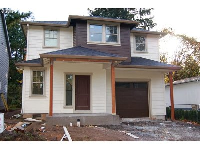 Wilsonville, Canby, Aurora Single Family Home For Sale: 31036 SW Boones Ferry Rd