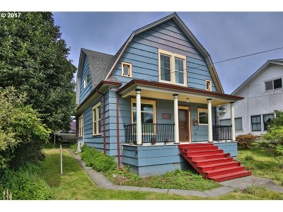 North Bend Single Family Home For Sale: 2678 Stanton
