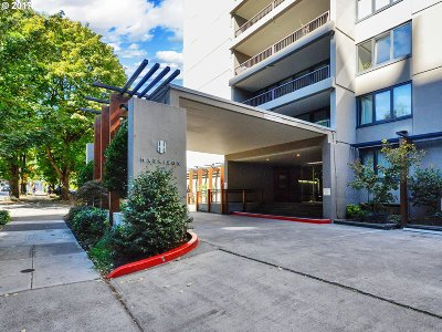 Portland Condo/Townhouse For Sale: 255 SW Harrison St #8B