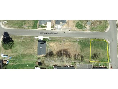 Cottage Grove, Creswell Residential Lots & Land For Sale: 1305 Cottonwood Pl #1