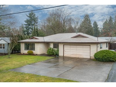 Single Family Home Sold: 1570 NE 137th Ave