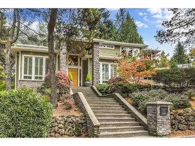Single Family Home For Sale: 5004 SW Humphrey Park Rd