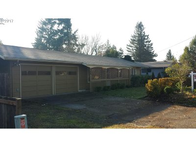 Eugene OR Single Family Home For Sale: $219,900