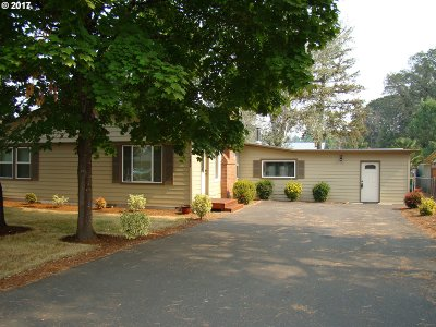 Portland Single Family Home For Sale: 9870 SW 90th Ave