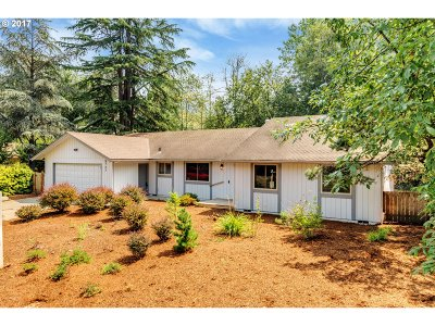 Portland Single Family Home For Sale: 8787 SW Becker Dr