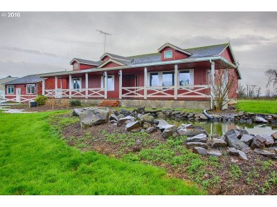 Aumsville Single Family Home Sold: 10574 Mill Creek Rd