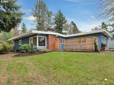 Single Family Home For Sale: 1236 SE 114th Pl