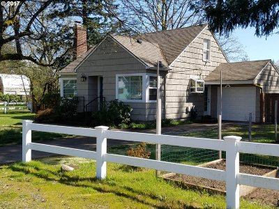 Single Family Home Sold: 3704 SE 132nd Ave