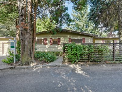 Single Family Home For Sale: 6827 SW 4th Ave
