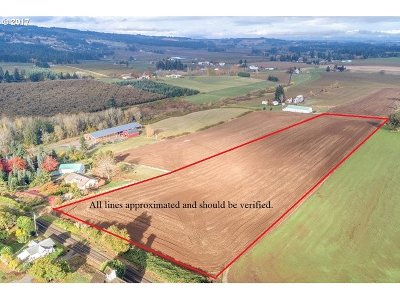 Hillsboro Farm & Ranch For Sale: SW McNay Rd