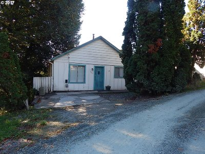 Coquille OR Single Family Home For Sale: $75,000