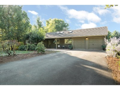 Gaston Single Family Home For Sale: 12710 SW Sara Dr