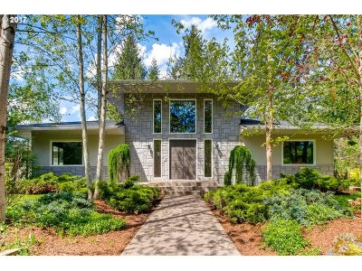 Single Family Home Sold: 13025 SE Meadow Creek Ln