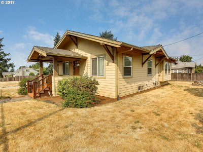 Single Family Home For Sale: 4306 NE 102nd Ave