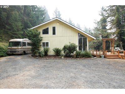 Glide Single Family Home For Sale: 287 Bar L Ranch Rd