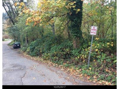 Gresham Residential Lots & Land For Sale: SE Dowsett Ln
