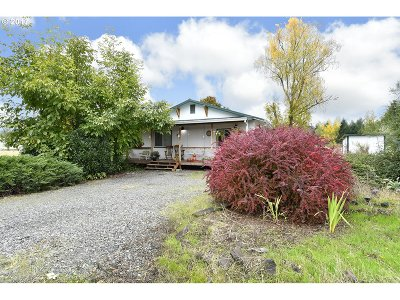 Eagle Creek OR Single Family Home For Sale: $345,000