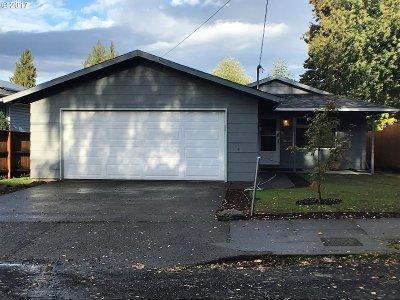 Portland Single Family Home For Sale: 9537 N Kalmar St