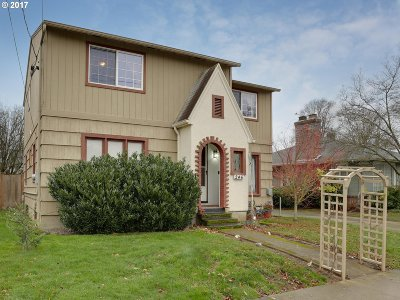 Single Family Home For Sale: 246 SE 85th Ave