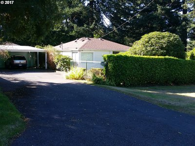 Coos Bay Single Family Home For Sale: 1491 Spruce Ave