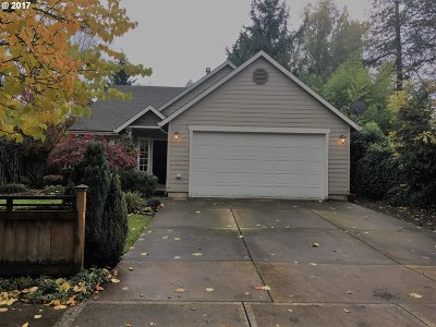 Tualatin Single Family Home For Sale: 9380 SW Sagert St