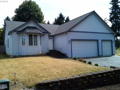 Vancouver WA Single Family Home Sold: $312,500