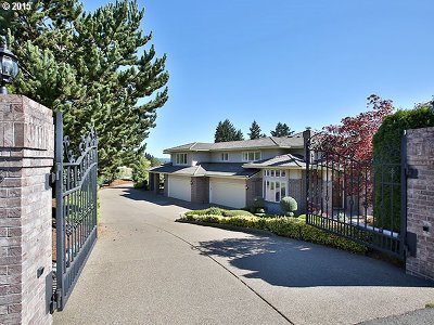 Tualatin Single Family Home For Sale: 22206 SW Bar None Rd
