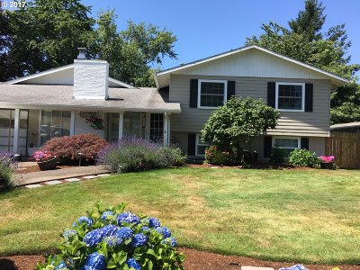 Single Family Home For Sale: 1627 NE 126th Ave