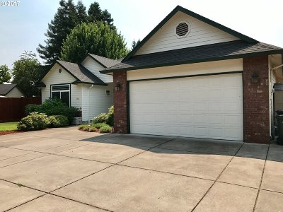 Springfield Single Family Home For Sale: 1145 Delrose Dr