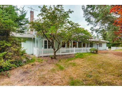 Single Family Home For Sale: 18702 SE Richey Rd