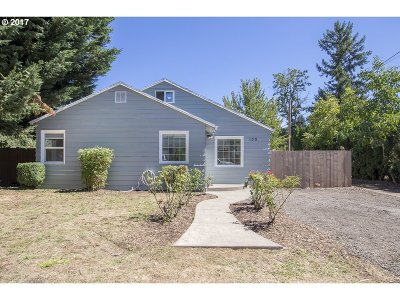 Portland Single Family Home For Sale: 130 SE 106th Ave