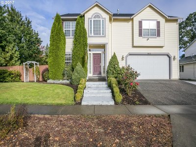 Forest Grove Single Family Home For Sale: 1411 Snapdragon Ln