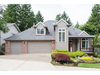 Tigard Single Family Home For Sale: 13657 SW Ascension Dr