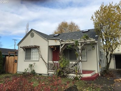 Eugene Single Family Home For Sale: 1771 W 9th Pl