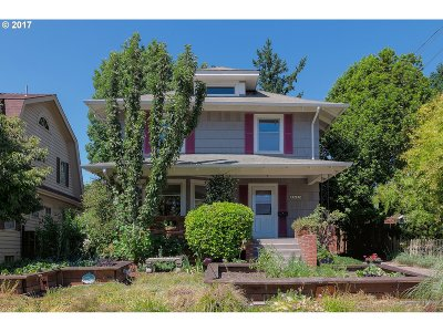 Single Family Home For Sale: 4815 NE Alameda St