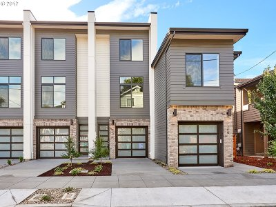 Single Family Home For Sale: 334 N Ivy St