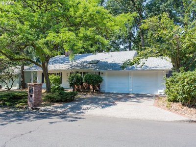 Single Family Home For Sale: 1725 NW 137th Ave