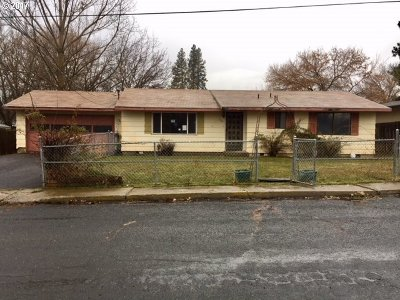 Elgin OR Single Family Home Pending: $71,200