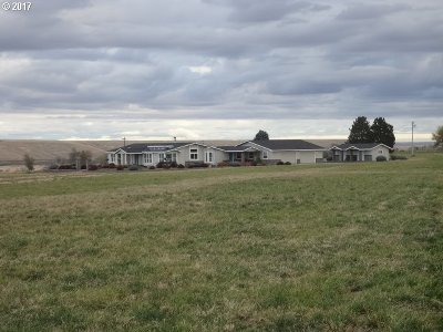 Umatilla County Single Family Home For Sale: 67390 S Hwy 395