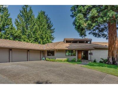 Single Family Home For Sale: 4085 Calaroga Dr