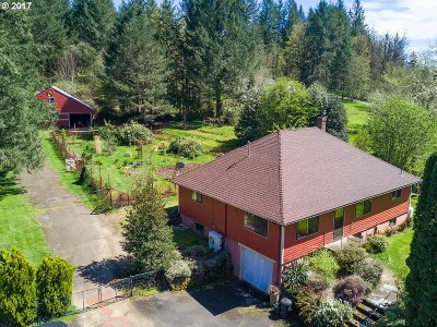 Single Family Home Sold: 28405 NE 197th Ave