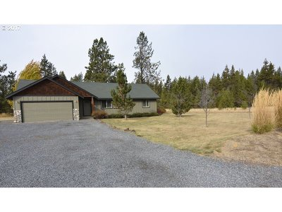 Bend Single Family Home For Sale: 55865 Swan Rd