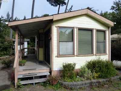 Florence OR Single Family Home For Sale: $47,900