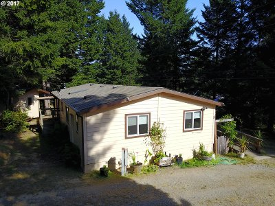 Brookings OR Single Family Home For Sale: $65,000