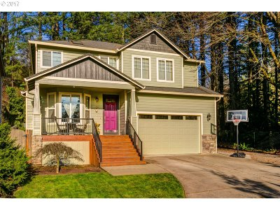Washougal Single Family Home For Sale: 4871 Z St