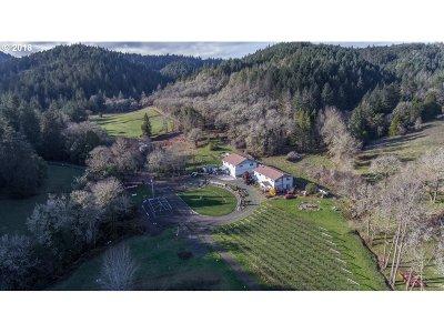 Winston Single Family Home For Sale: 375 Porter Creek Rd