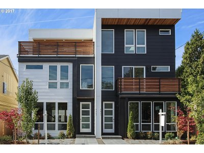 Single Family Home For Sale: 4401 N Haight Ave