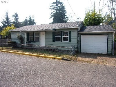 Coos Bay Single Family Home For Sale: 2665 35th St